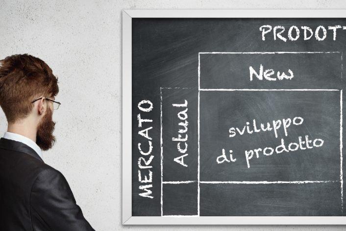 Matrice di Ansoff Sviluppo di prodotto